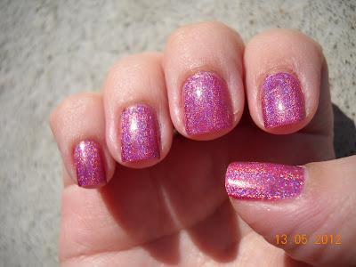 opi ds signature holographic nails uñas nails polish esmaltes