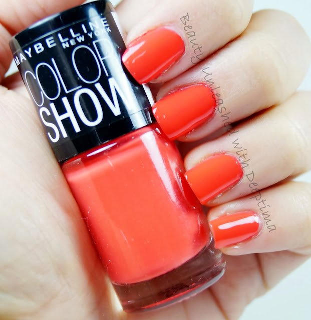 Beauty And Lifestyle Blog: Maybelline