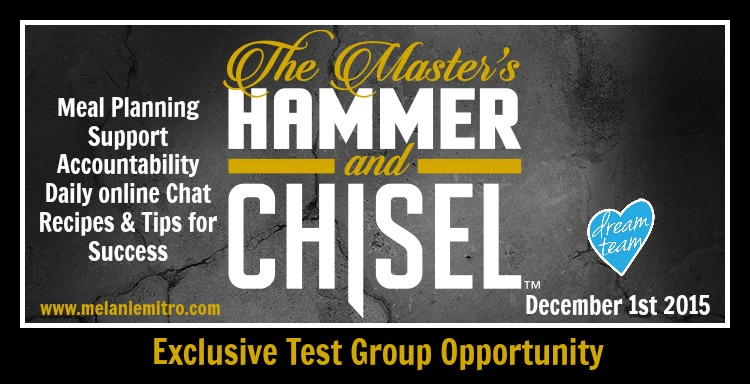 Hammer and Chisel Test Group