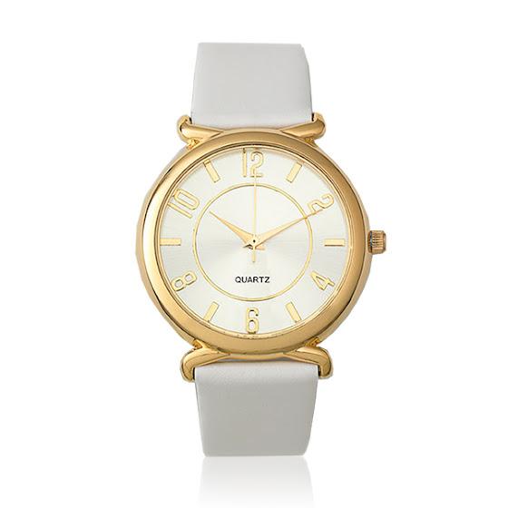 Relógio White