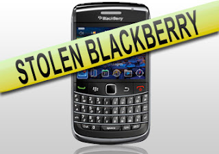 Belize Stolen Blackberry