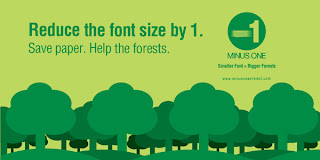 Save Paper, Save Forest