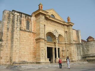 Katedral Santo Domingo -  Amerika'nın İlk Katedrali