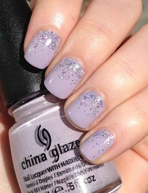 China Glaze Light as Air Color Club Magic Attraction