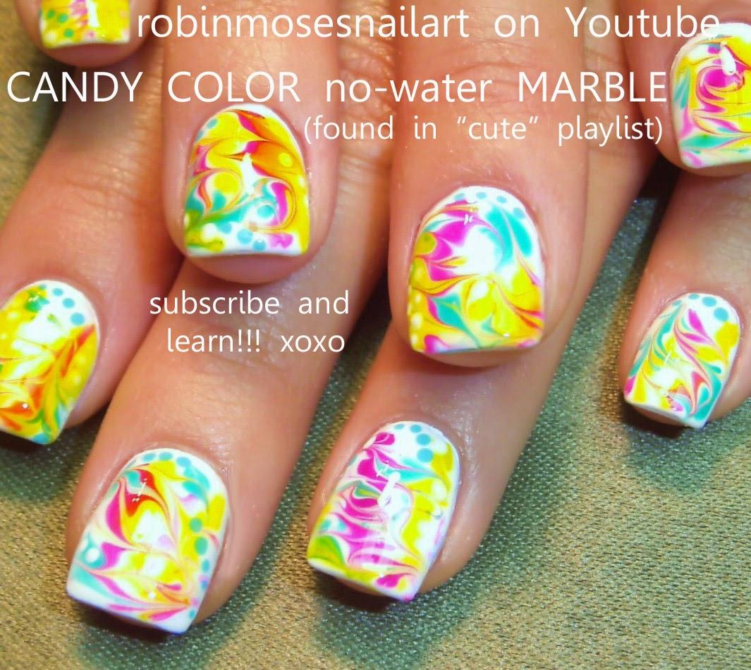 """Robin Moses Nail Designs: Robin Moses Nail Art: """"summer Nails"""" """"summer Designs"""