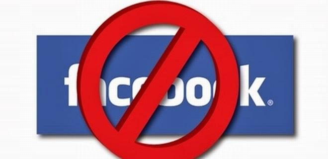 facebookta yasaklanacak