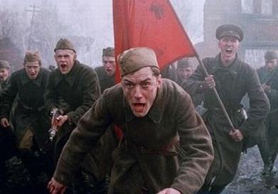 Stalingrado: ¿Un rifle para cuatro hombres? Puertas