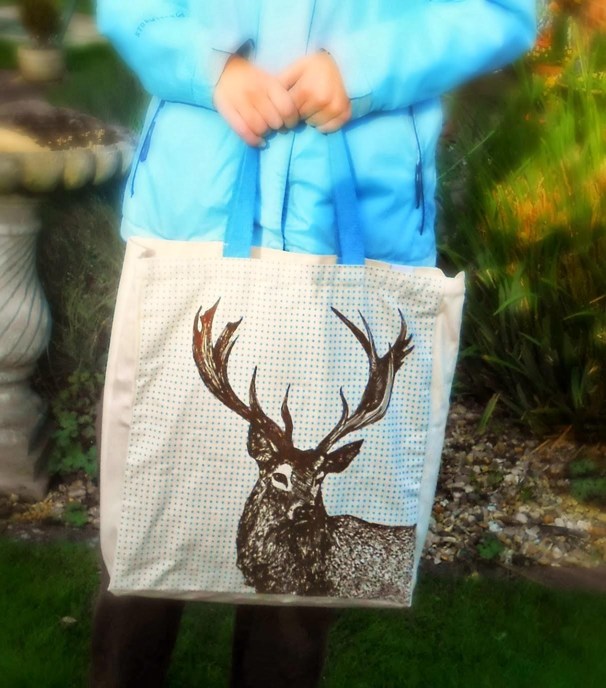 WWF Deer Tote Bag