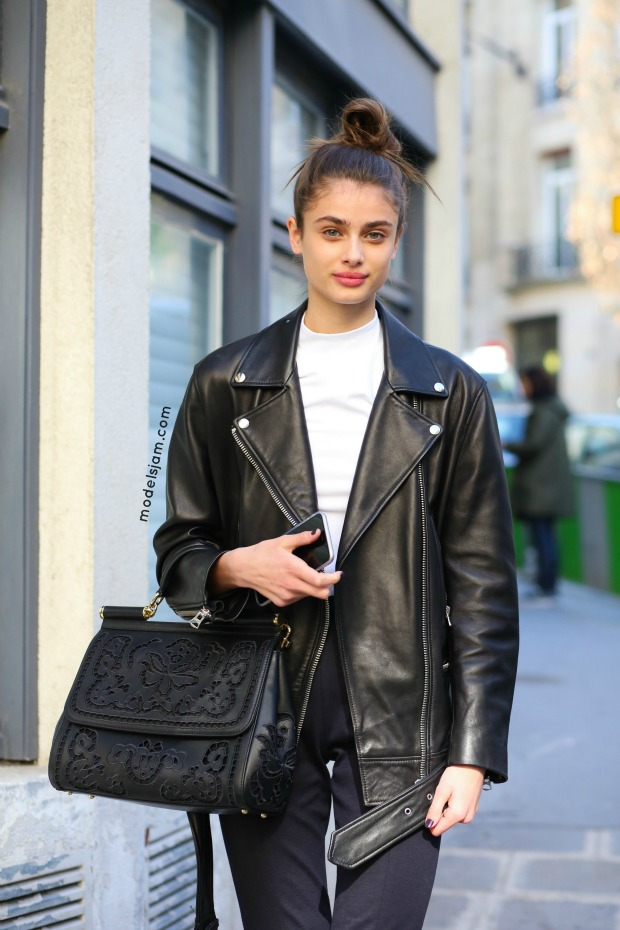 Taylor Hill, Paris, March 2015