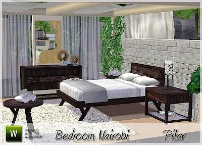 27-03-11 Bedroom Nairobi