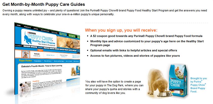 Purina dog chow food coupons
