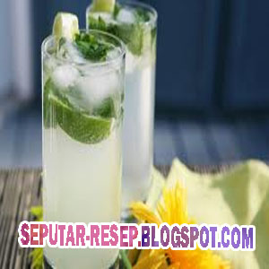 Resep Membuat Apple Mint Drinks