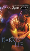 The Darkest Lie cover