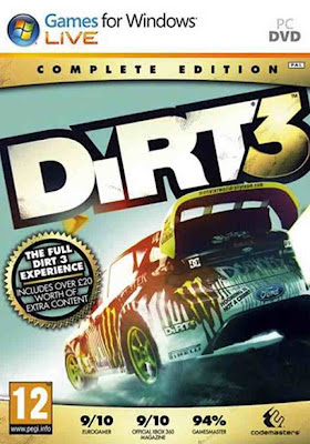 Dirt 3 Pc Game