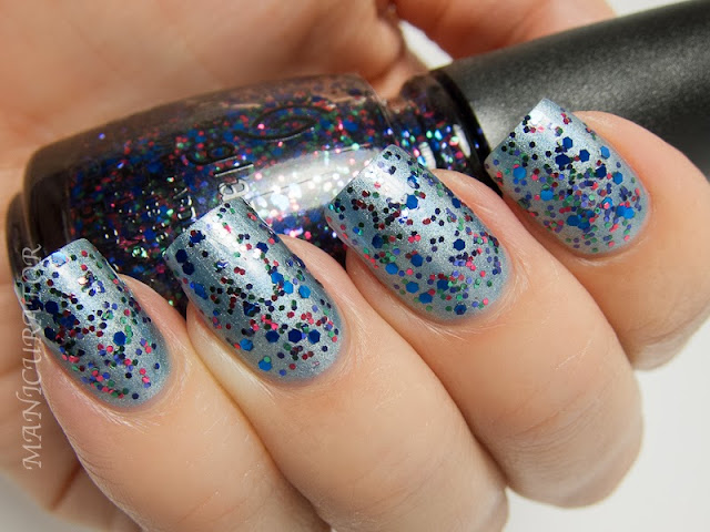 China Glaze Monsters Ball Fang-Tastic and Sci-Fly By