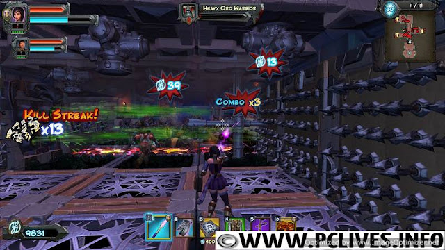 full and free pc game Orcs must Die 2