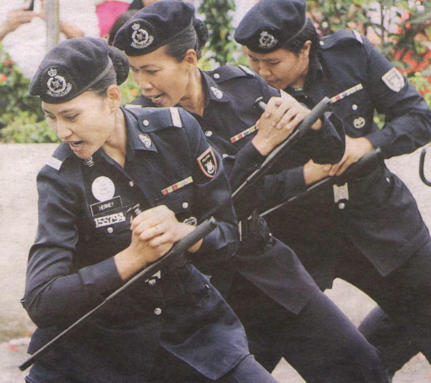 laporan polis tangani jenayah