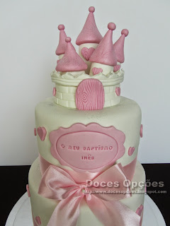 bolo baptizado bragança doces opções