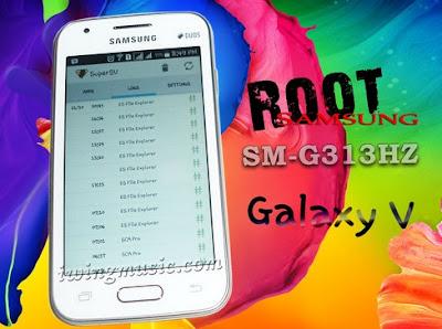 Cara Root Samsung Galaxy V dan Cara Unroot