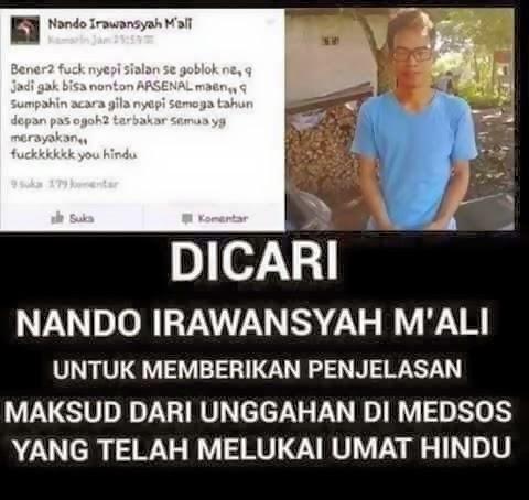 Nando Irwansyah M'Ali