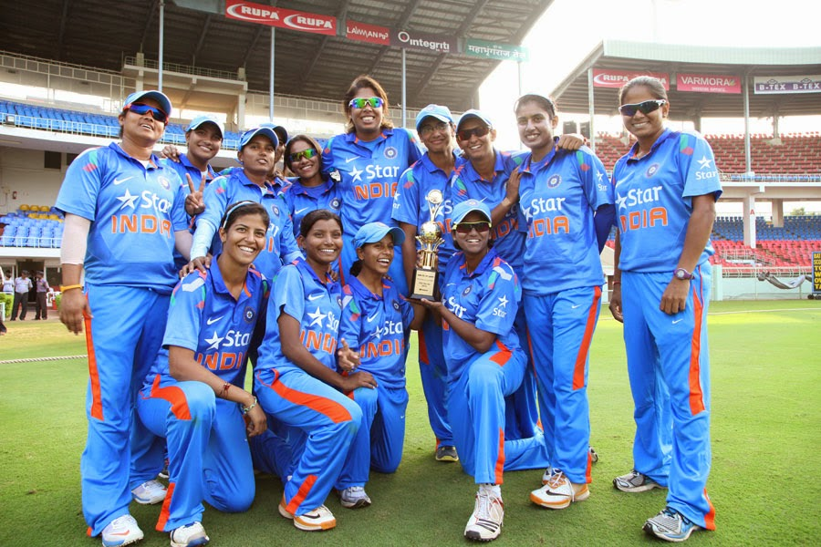 India Women team for England tour named ~ Indian Cricket ...
