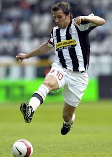 Biography Del Piero - Juventus Football Legend
