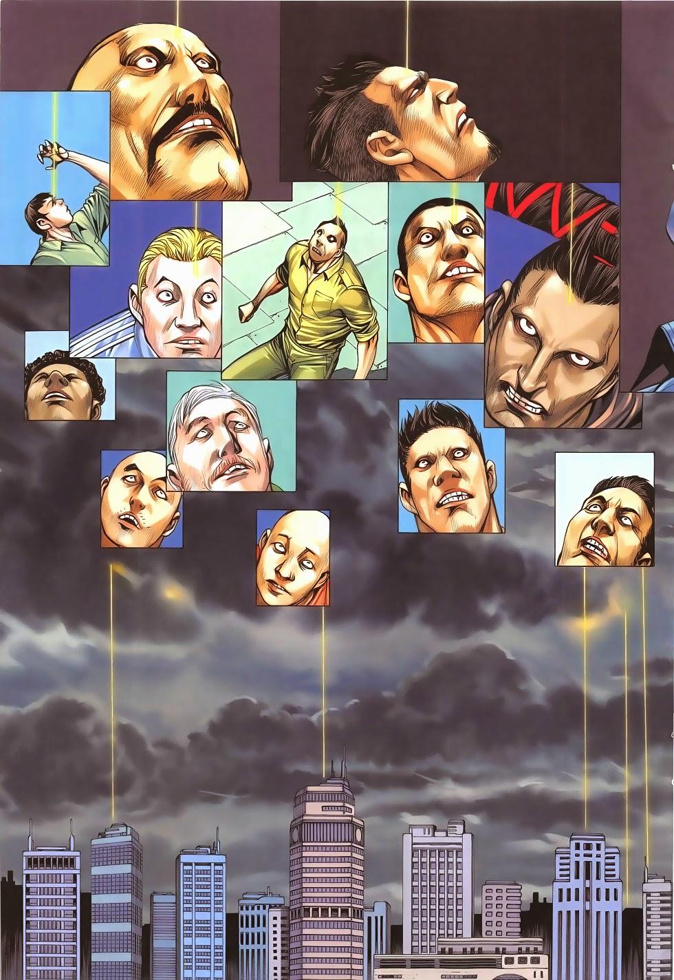 Đại Quân Phiệt chap 53 - Trang 23
