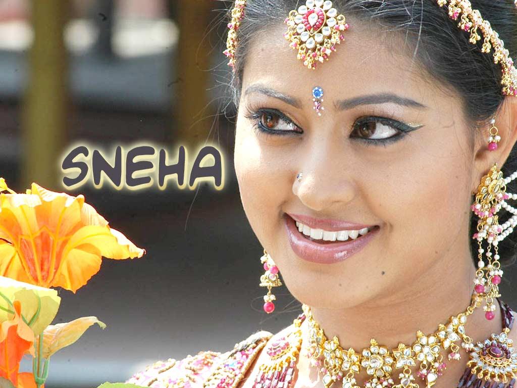I Love You Sneha Name Wallpaper