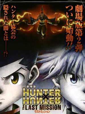 Hunter x Hunter movie kedua siap rilis desember ini