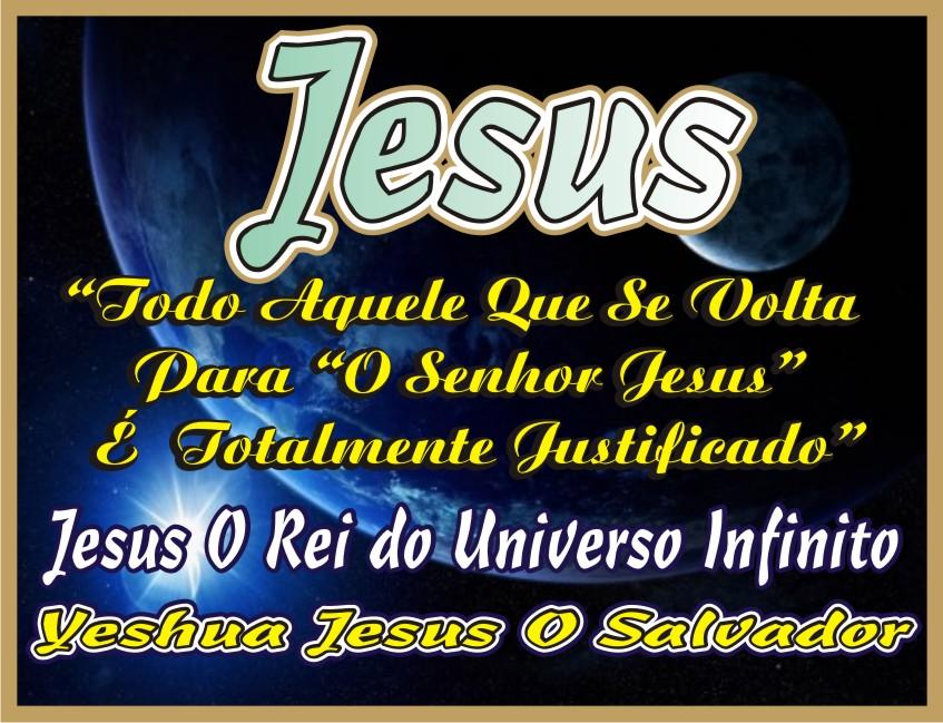 Só Jesus Pode Justificar O Homem dos Seu Tropeços