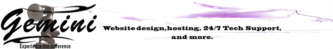 Gemini Web Services