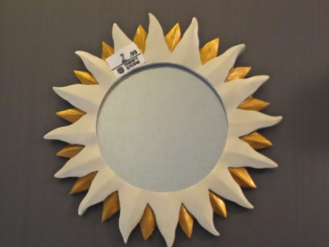 sun mirror, from salvation army vancouver