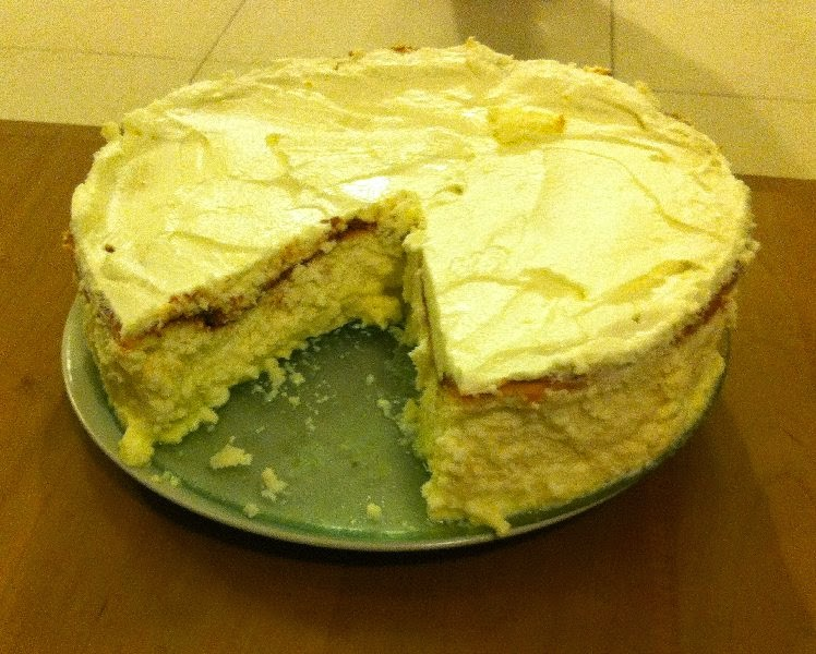 עוגת גבינה בחושה מתכון