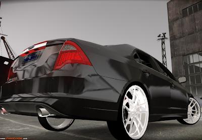 Ford Fusion Para GTA IV