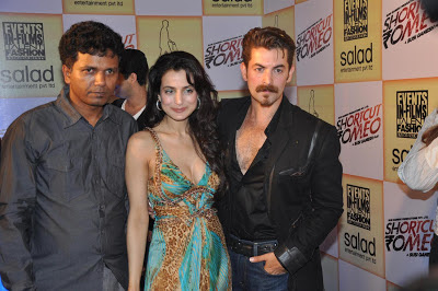 Ameesha Patel, Neil Nitin Mukesh and Susi Ganesh will walk on the red carpet of Cannes 2013