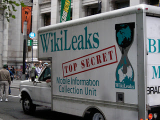 American Revolution Occupy Wall Street OccupyWallStreet WikiLeaks Truck Global Resistence Real Democracy Now Movement World Revolution US Day Of Rage USDOR New York