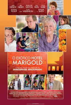 O Exótico Hotel Marigold – AVI Dual Áudio