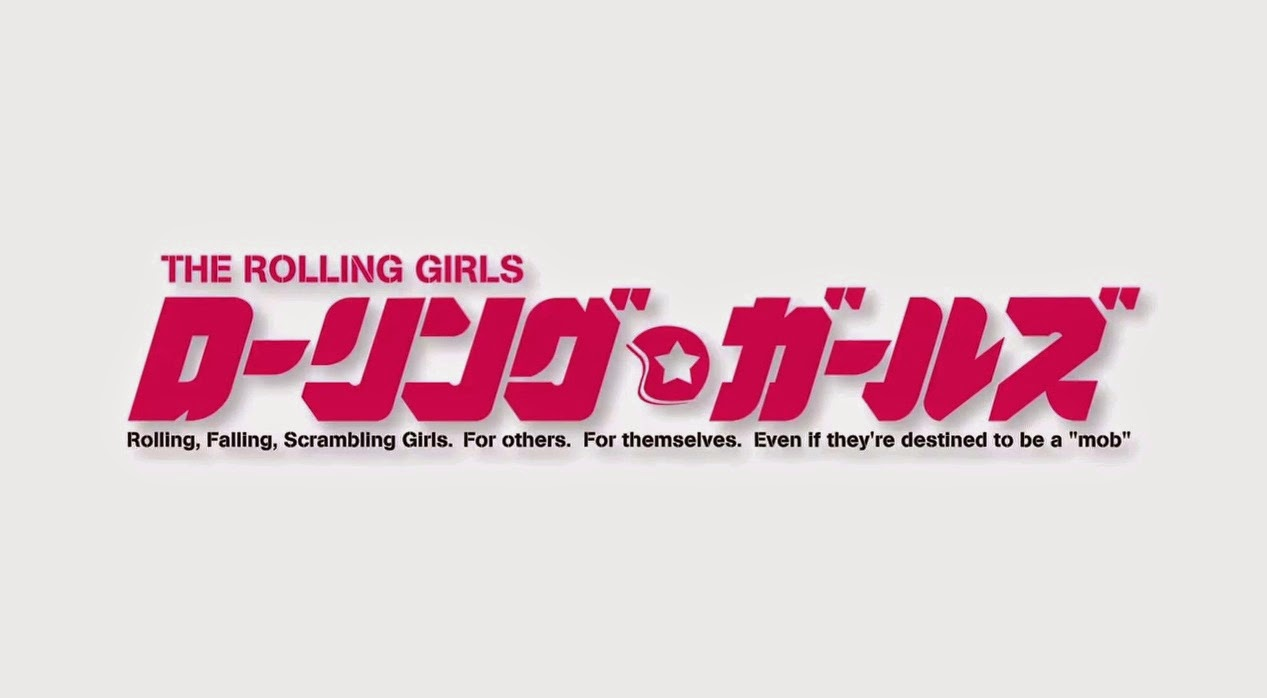 [ Info-Anime ] Trailer Terbaru Anime Original The Rolling Girls