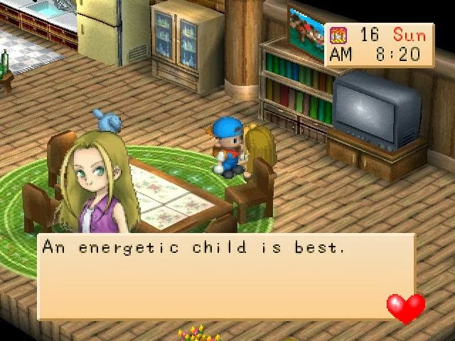 harvest moon games free download