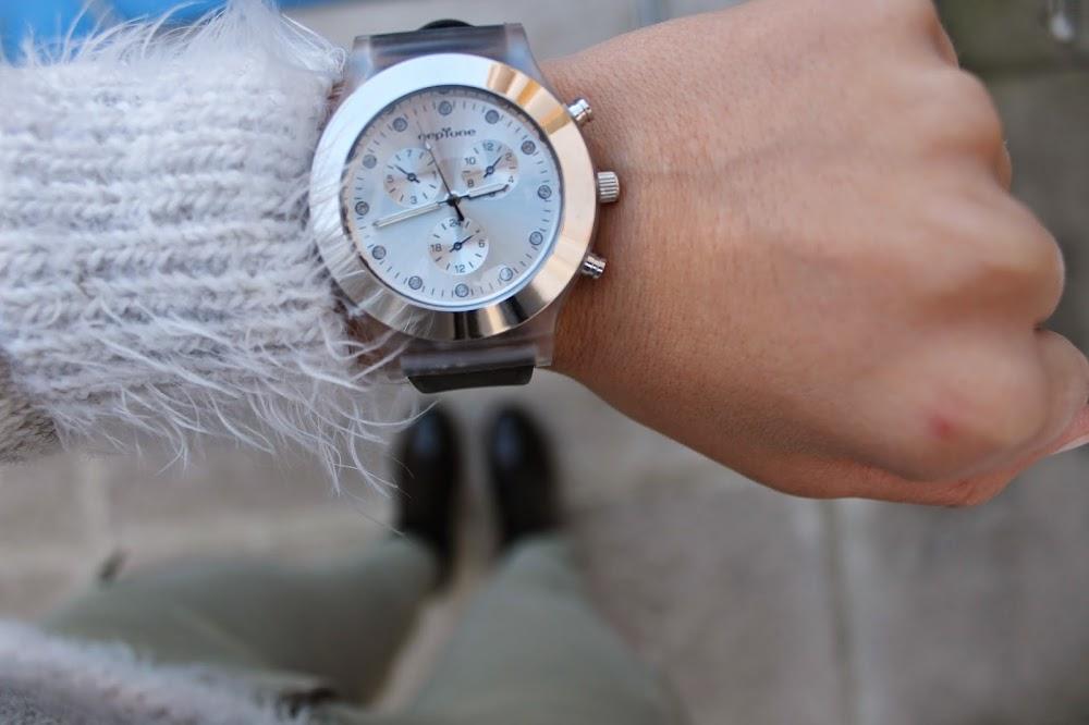 reloj blogger