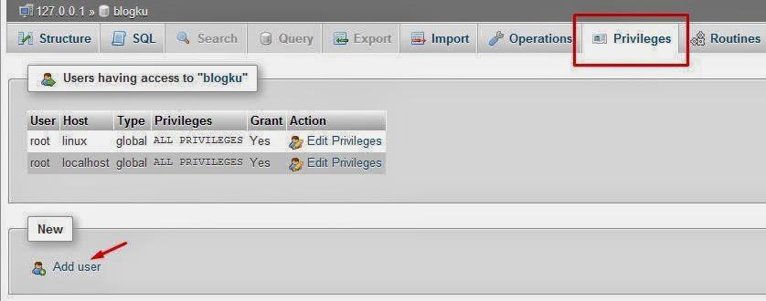 Tutorial Cara Membuat Database Dengan XAMPP