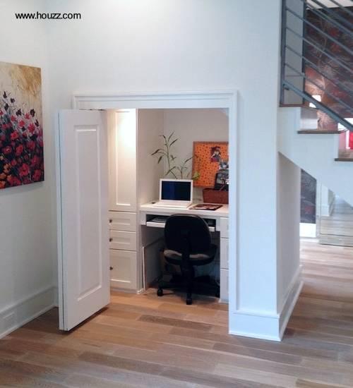 Arquitectura de casas espacio adicional aprovechado for Escritorios de diseno para casa