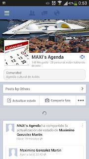 Imagen de Maxi's Agenda
