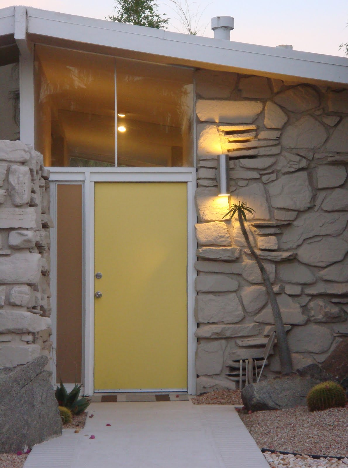 Mid Century Modern Outdoor Wall Lights : Mid Century Exterior Lighting - 2015 House Design