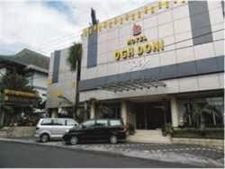 Hotel di Kota Baru Jogja - Hotel OGH Doni