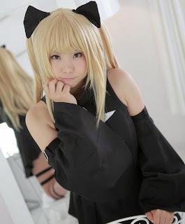 to-Love-ru Yami cosplay by Enako