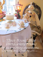 """Open House"" Blog Party - Fridays"