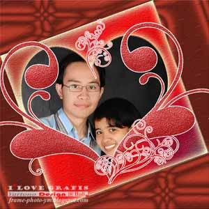 photo unduh bingkai foto gratis red bingkai foto hp nokia bingkai ...