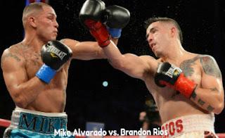 Brandon Rios vs. Mike Alvarado