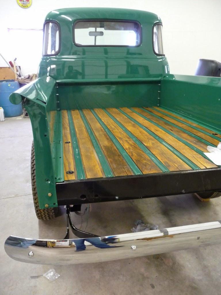 Driven Restorations 2014 1949 Chevy Truck Parts Craigslist Pickup 3100 Frame Off Restoration